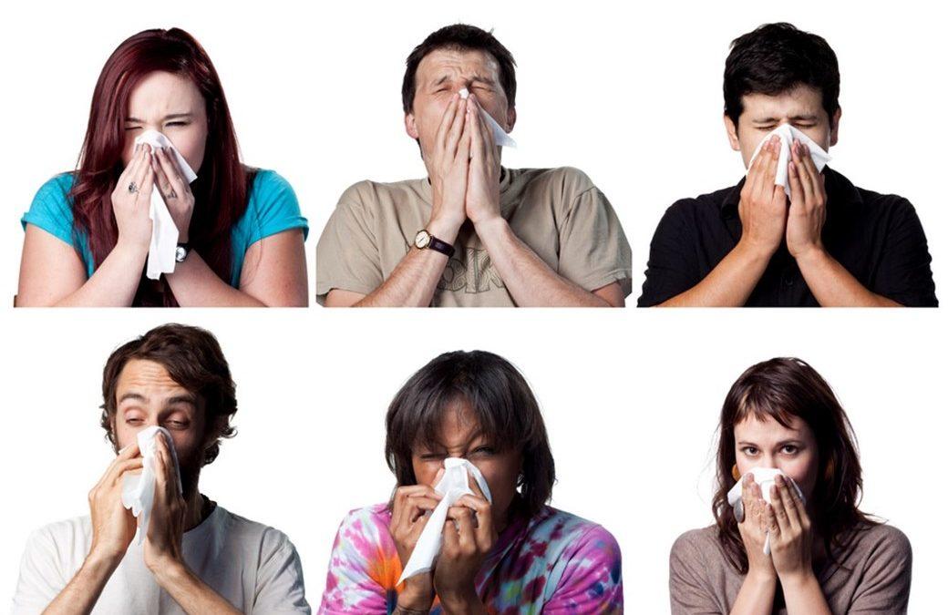Gripe x Alergia – Entenda as diferenças